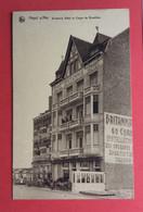 Heyst-sur-Mer -  Hotel Britannia Et Coupe De Bruxelles - Heist