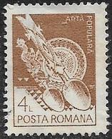 Rumania - Artesanía Regional - Año1982 - Catalogo Yvert N.º 3424 - Usado - - Usati