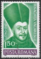 Rumania - Personajes - Año1990 - Catalogo Yvert N.º 3905 - Usado - - Usati