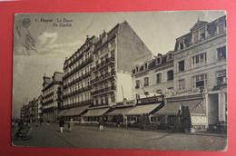 Heyst-sur-Mer -  Zeedijk - Patisserie De Bleeker - Hotel Espagne -et Royal - Bieren Pale-ale - Heist