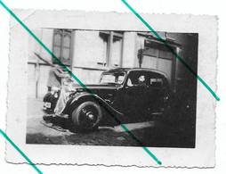 Voiture Automobile Oldtimer  Citroën Traction  Photo 10x7 - Cars