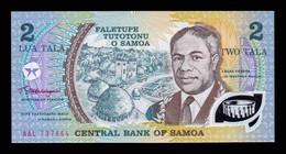 Samoa 2 Tala Commemorative 1990 Pick 31e Polymer SC UNC - Samoa