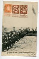 76 ROUEN STE SAINTE ADRESSE Guerre 1914 Drapeau Belge  Belgique   Hissé Devant Ministere De La Guerre  1915  D10 2020 - Rouen