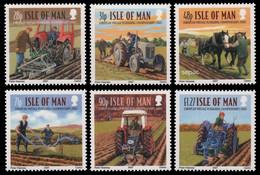 Isle Of Man 2007 - Mi-Nr. 1401-1406 ** - MNH - Landwirtschaft / Agriculture - Man (Eiland)
