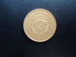 COSTA RICA * : 5 COLONES   1995 (w)     KM 227      SUP  ** - Costa Rica