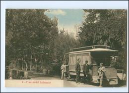 XX15060/ Tranvia Del Balnaerio  Straßenbahn Tram Spanien AK Ca.1912 - Non Classés