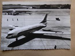 AIR FRANCE  CARAVELLE    / EDITION PI N° 66 - 1946-....: Era Moderna