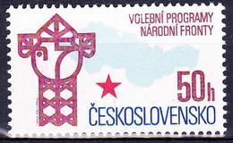 ** Tchécoslovaquie 1986 Mi 2857 (Yv 2671), (MNH) - Nuevos
