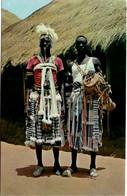 403    GUINÉ BISSAU - Tocador E Bailarino Mandingas (Farim) - Guinea-Bissau