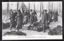 CPA 62 - Boulogne-sur-Mer, En Route Pour L'Atelier - Boulogne Sur Mer