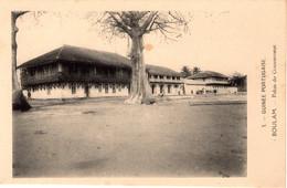 GUINÉ BISSAU - BOULAM - Palais Du Gouverneur - Guinea-Bissau