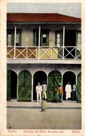 GUINÉ BISSAU - Antonio Da Silva Gouvêa Ldª. - Guinea-Bissau