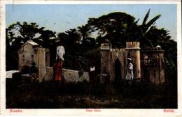 GUINÉ BISSAU - Uma Fonte - Guinea-Bissau