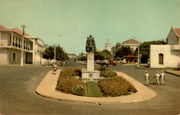 GUINÉ BISSAU - Monumento A Nuno Tristão (Bissau) - Guinea-Bissau