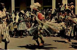 GUINÉ BISSAU - Dançarinos Mandinga (Farim) - Guinea-Bissau