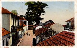 GUINÉ BISSAU - Rua General Bastos (Bissau) - Guinea-Bissau
