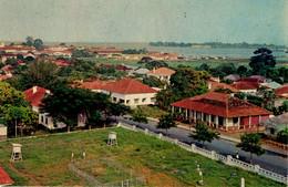 GUINÉ BISSAU - Vista Parcial E Ilheu Do Rei (Bissau) - Guinea-Bissau