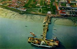 GUINÉ BISSAU - Vista Aérea Da Ponte-Cais (Bissau) - Guinea-Bissau