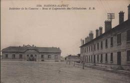 Maison Alfort  Intérieur De La Caserne Mess Et Logements Des Célibataires - Maisons Alfort