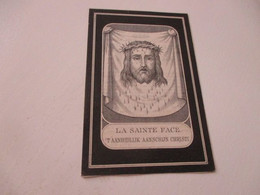 Dp 1837 - 1875, Ypres, Van Der Stichele De Maubus - Images Religieuses