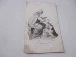 Dp 1781 - 1859, Ypres, Baron Vanderstichele De Maubus - Images Religieuses