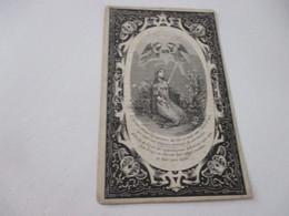Dp 1808 - 1853, Noordschote/Yper, Vanderjeught - Images Religieuses