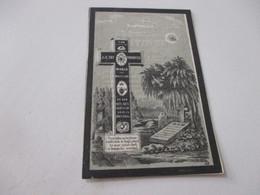 Dp 1814 - 1866, Poperinge, De Gryse - Images Religieuses