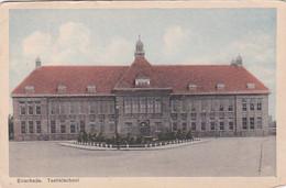 2603169Enschede, Textielschool. (zie Hoeken) - Enschede