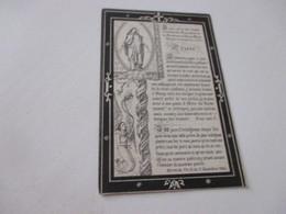 Dp 1801 - 1871, Ypres, Van Daele - Images Religieuses