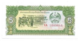 *laos 5 Kip 1979  26 - Laos