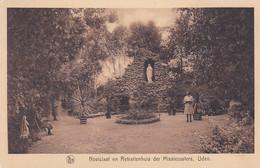 2603754Uden, Noviciaat En Retraitenhuis Der Missiezusters. De Grot. – 1933. (minuscule Vouwen In De Hoeken) - Uden