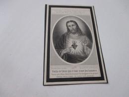Dp 1807 - 1875, Courtrai/Ypres, Van Den Peereboom - Images Religieuses