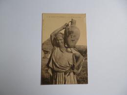 MAROC  PITTORESQUE  -  Femme à La Cruche  - - Unclassified