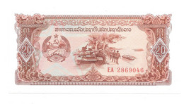 *laos 20 Kip 1979  28 - Laos