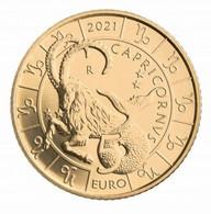 REPUBBLICA DI SAN MARINO 2021 - € 5 Segni Zodiacali CAPRICORNO - San Marino