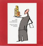 PUB Cart.com--34---MONTPELLIER---Brasserie De L'Aubrac--voir 2 Scans - Montpellier