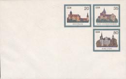 DDR  U 2, Postfrisch, Burgen 1985 - Umschläge - Ungebraucht