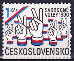 ** Tchécoslovaquie 1990 Mi 3050 (Yv 2850), (MNH) - Nuevos
