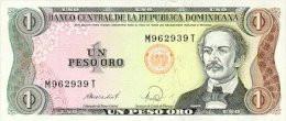 Dominicana 1 Peso 1988 Pick 126 UNC - Dominicana