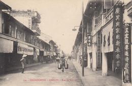 VIET-NAM  - COCHINCHINE - CHOLON  RUE DE CANTON - Vietnam