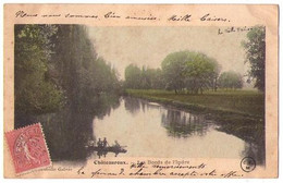 (36) 225, Chateauroux, CFM Colorisée, Les Bords De L'Indre - Chateauroux