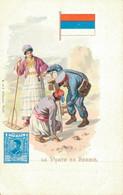 H1009 - La Poste En SERBIE - Timbres (représentations)