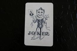 Joker - Playcards / Carte A Jouer / 1 Dos De Cartes Avec Publicité / Joker - The World Joker .- Fumeurs ! Le Papier Job - Autres