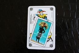 Joker - Playcards / Carte A Jouer / 1 Dos De Cartes Avec Publicité / Joker - The World Joker .- Porto Cruz - Autres