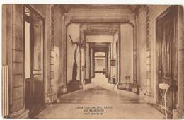 1 - Sanatorium Militaire De Marchin - Hall D'entrée - Marchin