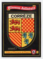 CP Adhesif 305, Blason Adhésif Kroma 503, Département 19 Corrèze - Unclassified