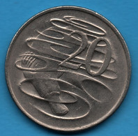 AUSTRALIA 20 CENTS 1982 KM# 66  Ornithorhynchus - 20 Cents