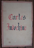 Livre De Cartes D'Indochine. - Documenti