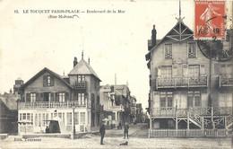 CPA Le Touquet - Paris-Plage Boulevard De La Mer - Le Touquet
