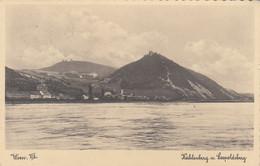 9380) WIEN - KAHLENBERG U. LEOPOLDSBERG Mit Häusern Darunter ALT ! 11.09.1935 - Altri